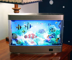 Star Wars Aquarium Decorations by Ocean In Motion Revolving Aquatic Scene The Lockergnome Daily Report