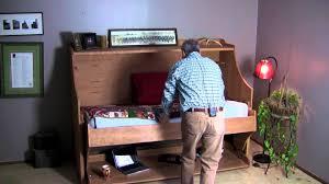 Chelsea Vanity Loft Bed by Apartments Amusing Mixing Work Pleasure Loft Beds Desks