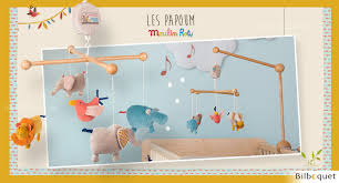 moulin roty chambre mobile musical les papoum moulin roty moulin roty les papoum