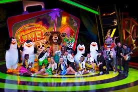 Busch Gardens Halloween by Madagascar Live Operation Vacation U0027 Musical Stage Show Debuts At
