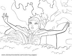 Disneys Frozen Coloring Pages Sheet Free Disney Printable At