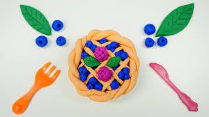 play doh schule wir machen aus knete einen kuchen und eine torte basteln für kinder