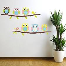 Owl Bedroom Wall Stickers by 1292 Best Wall Stickers U0026 Murals Images On Pinterest Murals