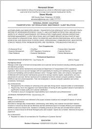 Best Ideas Of Truck Driver Resume Examples Example