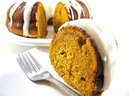 Cake Mix Pumpkin Bread by Dreamy Skinny Pumpkin Cake With Cream Cheese Frosting With Weight