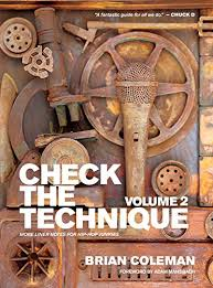 Check The Technique Volume 2 More Liner Notes For Hip Hop Junkies By