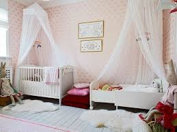 Perfect Little Girls Bedroom For Sisters To Share