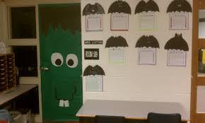 Halloween Door Decorations Pinterest by 22 Classroom Door Decorations For Halloween Auto Auctions Info