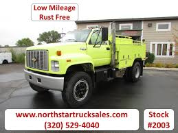 100 Kodiak Trucks 1992 Chevrolet C70 CAT Water Truck St Cloud MN NorthStar