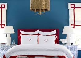 Brown And Blue Bedroom Decor kde it