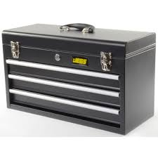 100 Service Truck Tool Drawers JEGS 81400 Black 3 Drawer Professional Box For Garage