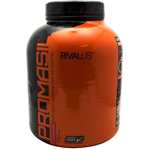 Rivalus Promasil Protein Powder - Strawberry, 5lbs