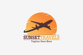 Tours Travels Logo V2