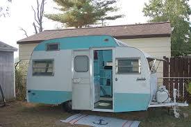 Vintage Airstream Campers