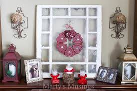 Cheap Books For Decoration by How To Decorate A Christmas Mantel The Cheap Way