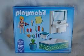 playmobil city 5577 modernes badezimmer bad puppenhaus