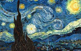 1 Who Painted The Starry Night