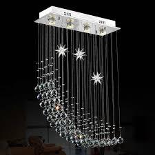 foyer schlafzimmer wohnzimmer esszimmer kristall led licht
