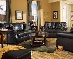 Sumptuous Design Inspiration Black Furniture Living Room Simple