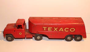 VINTAGE BUDDY L TEXACO TOY TANKER TRUCK / PRESSED STEEL 1950s ... Amazoncom Ertl 9385 1925 Kenworth Stake Truck Toys Games Texaco Cast Metal Red Tanker Truck By Ertl For Sale Antiquescom Vintage Toy Fuel Tractor Trailer 1854430236 Beyond The Infinity 1940 Ford Pickup With Lot Detail Two 2 Trucks Colctible Set Schrader Oil Vintage Buddy L Gas Pressed Steel Antique Tootsietoy 1915440621 Sold Diamond T 522 Livery Rhd Auctions 26 Andys Toybox Store 273350286110 1990 Edition 7 Stake Coin Bank Collectors Series 9 1961 Buddy