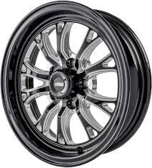 JEGS 681400: SSR Spike Wheel Diameter & Width: 15 X 4