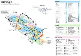 bureau de change sydney sydney airport terminals map
