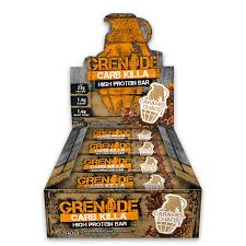 Christmas Tree Amazon Canada by Grenade Carb Killa High Protein And Low Carb Bar 12 X 60 G