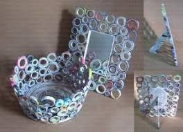 Art And Craft Ideas From Waste Material For Kids