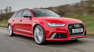 2017 Audi RS6 Review