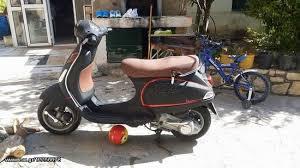 Piaggio Vespa LX 150 19