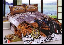 hot sell harry potter bedding set girls twin full size bedding