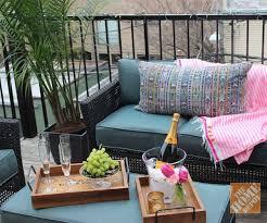 A Small Urban Balcony Patio Decorating Ideas By Alex Kaehler