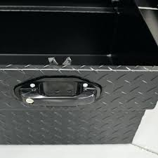 tool boxes northern tool equipment aluminum rail top truck box