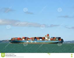 100 Shipping Containers San Francisco Container Ship Bay Editorial Image Image Of Shipping