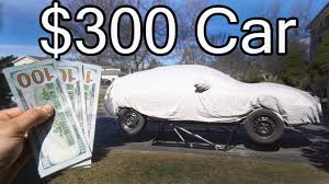 How To Buy A Used Car For $300 (Runs And Drives) - YouTube How To Successfully Buy A Used Car On Craigslist Carfax Five Alternatives Where Rent In Dc Right Now Troubleshooters Beware When Buying Cars Online 6abccom New Chevrolet Dealer Yonkers Near Rochelle Scarsdale Trucks Owner Best Reviews 1920 By Tprsclubmanchester For Under 2500 Edmunds Car Dealer Middle Village Queens Long Island Jersey Drive Movies South Men Create Popculture Cars Living Someone Is Asking 35000 2000 Acura Integra Type R The Bmw 2002 Classics Sale Autotrader Shuts Down Personals Section After Congress Passes Bill