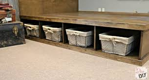 DIY Storage Beds • The Bud Decorator