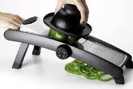instrument de cuisine mandoline de cuisine un accessoire de pro