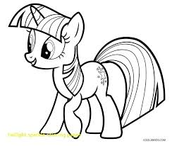 My Little Pony Coloring Pages Twilight Sparkle 8