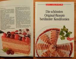 details zu dr oetker die schönsten original rezepte berüh konditoren backen torten kuchen