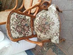 alten stuhl restaurieren wie beziehe ich die polster neu