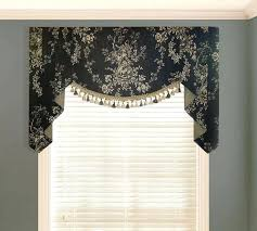 Waverly Kitchen Curtains And Valances by Black Valance Curtains U2013 Teawing Co