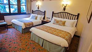 chambre standard sequoia lodge disneyland sequoia lodge hotel disneyland