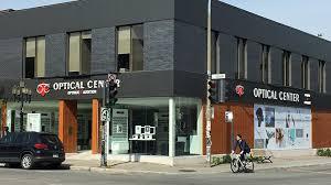 siege social optical center optical center laurier montréal