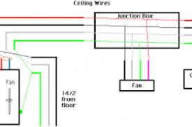 Encon Ceiling Fan Wiring Diagram by Wiring Diagram For 4 Wire Ceiling Fan Switch Wiring Diagram