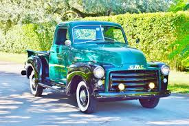100 Classic Trucks For Sale In Florida 1950 GMC 3100 Pickup Truck Frame Off Restoration Real Muscle