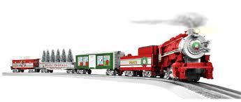 Thomas Kinkade Christmas Tree Uk by O Gauge Christmas Trains