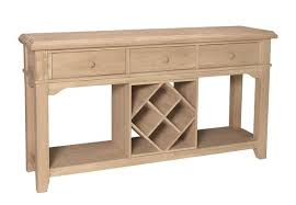 Canyon Dining Room Server With Winerack