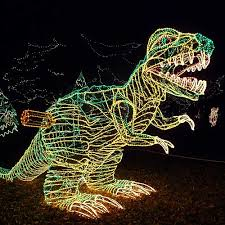LED Snowfall Lights Cascading Outdoor Lights
