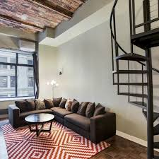 100 Brick Ceiling Midtown Studio With BarrelVaulted Asks 600K Curbed NY