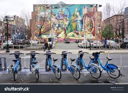 100 Indego Pearl PHILADELPHIA PA 1 SEP 2016 Bicycles Stock Photo Edit Now 480500743